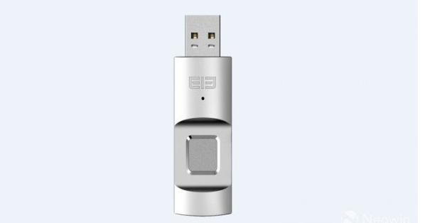 国产指纹加密U盘 让私人文件更安全
